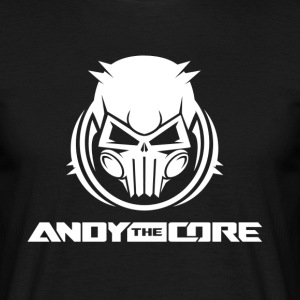 Andy The Core Basic T-Shirt - Maglietta da uomo