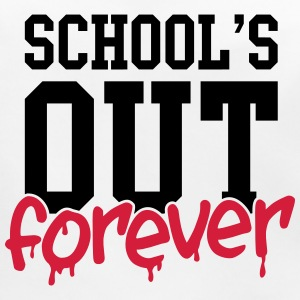 school's out forever Accessories - Baby Organic Bib