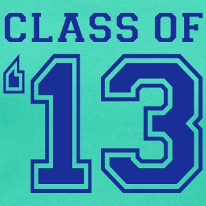 class of 2013 T-Shirts - Women's Scoop Neck T-Shirt
