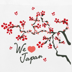 We love japan Borse & Zaini - Borsa ecologica in tessuto