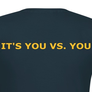 You vs. You T-shirts - T-shirt dam