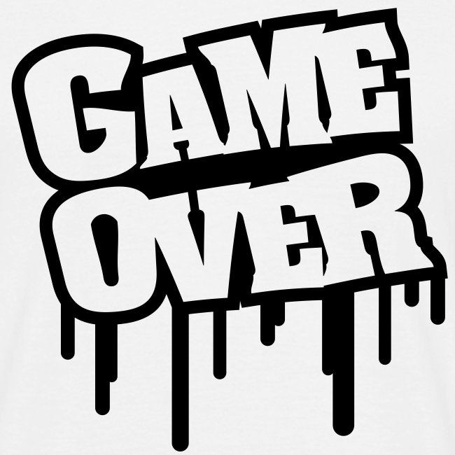 Gamer Over Shirt