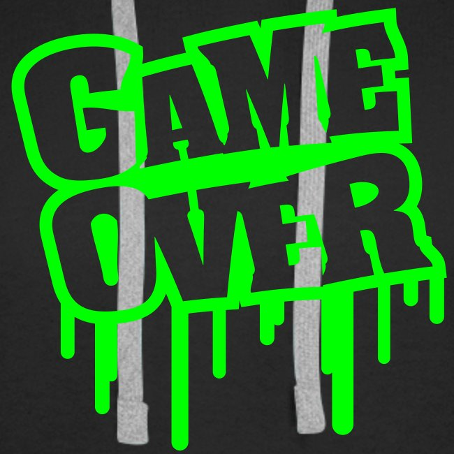 Game Over Sweat Shirt