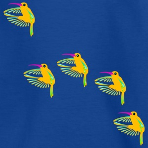 five hummingbirds Shirts - Kids' T-Shirt