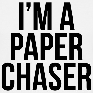 paper chaser T-shirts - Herre-T-shirt