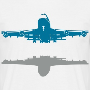 Boeing-747 T-Shirts - Men's T-Shirt