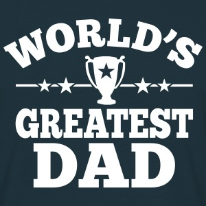 World's greatest Dad T-shirts - T-shirt herr