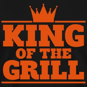 King of the Grill - Men's Premium T-Shirt