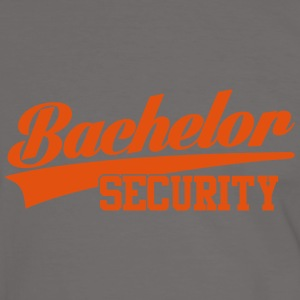 bachelor security Tee shirts - T-shirt contraste Homme