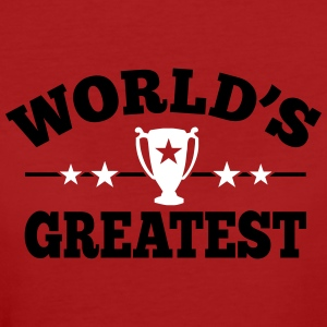 World's greatest T-shirts - Ekologisk T-shirt dam