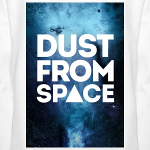 DUST FROM SPACE+HIPSTER+MOUSTACHE+GEEK+SWAG STYLE Pullover & Hoodies - Frauen Premium Hoodie