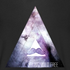 young_wild_free_universe+HIPSTER T-Shirts+MOUSTACHE+EGYPT