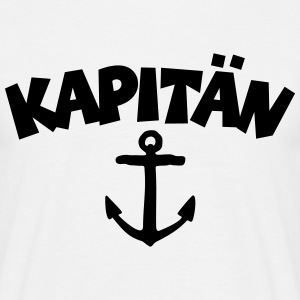 Kapitän T-Shirt - Men's T-Shirt