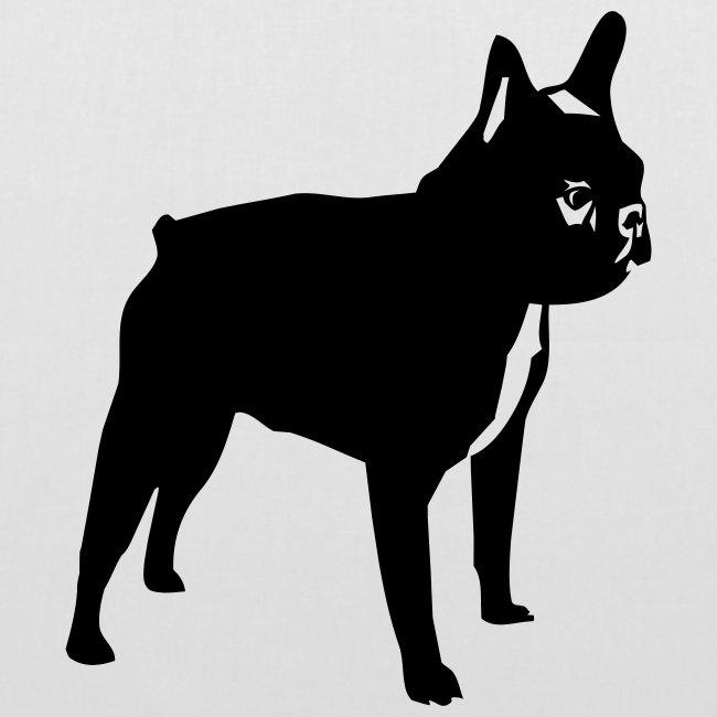 Koira-kangaskassi bull