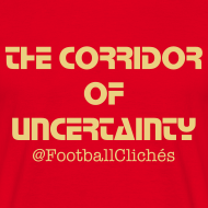 Design ~ The Corridor of Uncertainty