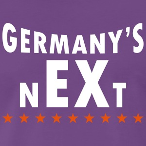 Germany's nEXt EX - Männer Premium T-Shirt