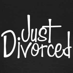 Just Divorced - Frauen T-Shirt