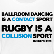 Design ~ Rugby Is a Collision Sport