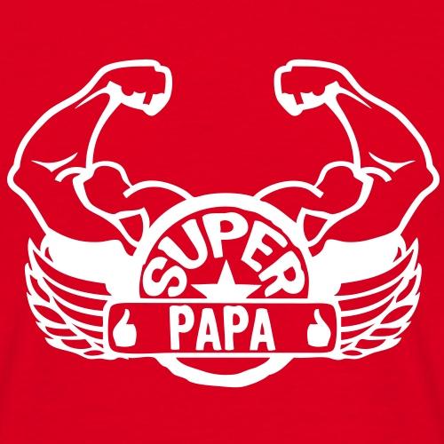 logo_super_papa_aile_bras_muscle_3072