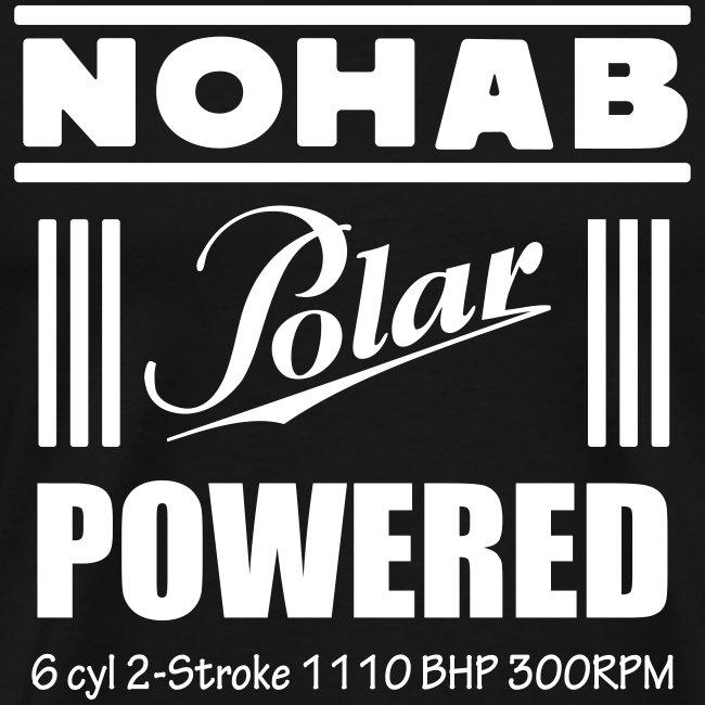 NOHAB Polar t-skjorte