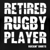 Retired Rugby Player - Women's Premium T-Shirt