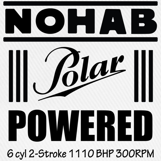 Nohab Polar Powered telefondeksel