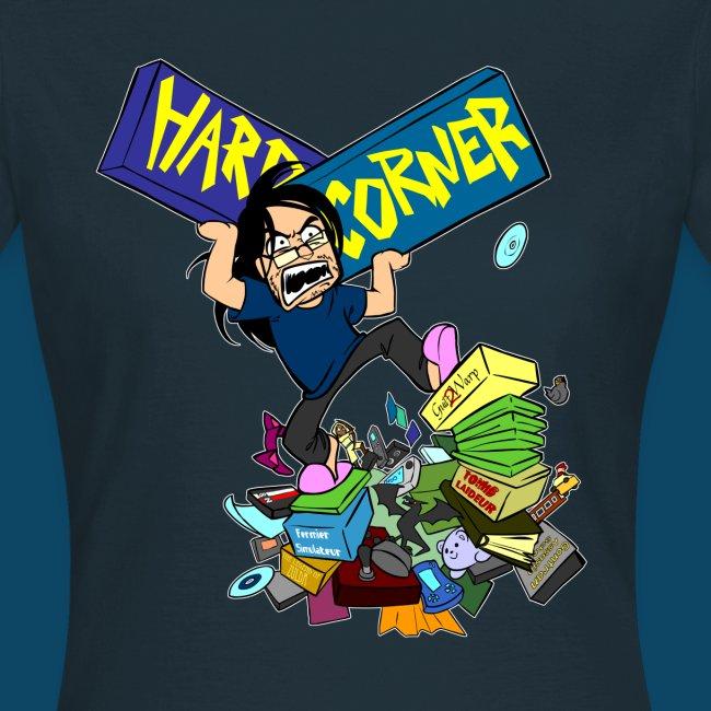 Hard Corner Cartoon Fem