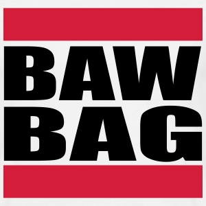 Scottish Insult, Baw Bag = Ball Bag, Scrotum Magliette - Maglietta da uomo
