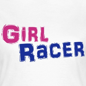 girl racer T-Shirts - Women's T-Shirt