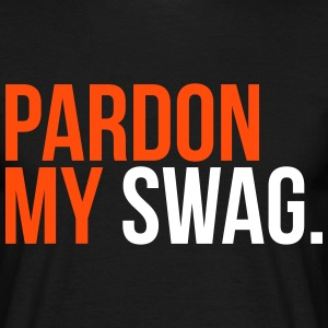 pardon my swag T-shirts - Herre-T-shirt