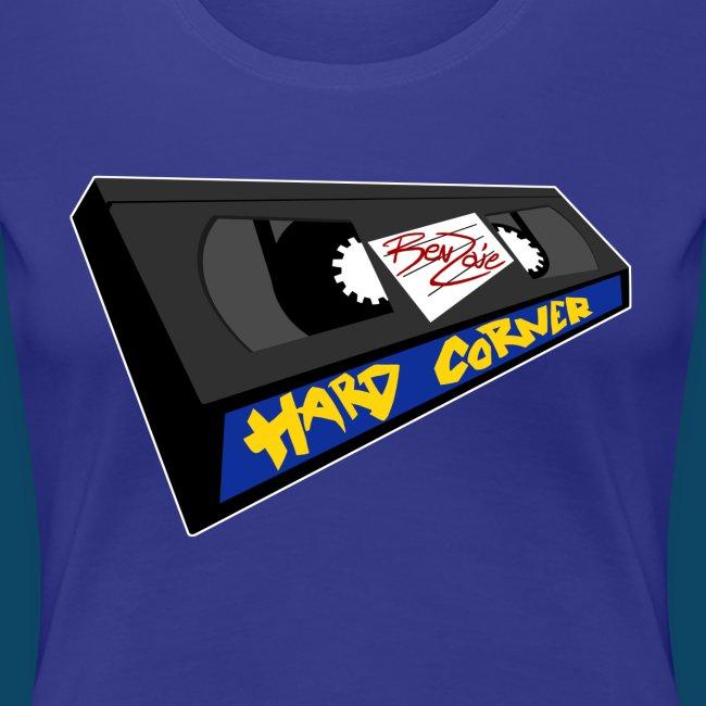 Hard Corner VHS Fem