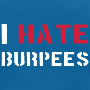 I Hate Burpees Accessories - Baby Organic Bib