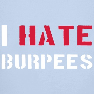 I Hate Burpees Gensere - Baby langermet body