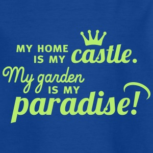 Garten – Gärtner –Gärtnerin –garden –Paradies - 1C T-Shirts - Teenager T-Shirt
