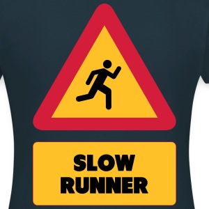 Slow Runner T-shirts - T-shirt dam