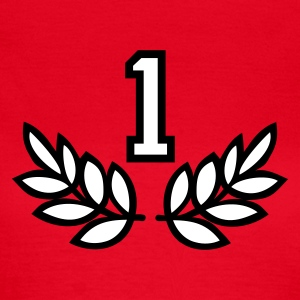 Number One T-shirts - Vrouwen T-shirt