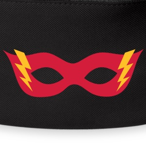 Comic, Cartoon, Hero mask, , Superhero Bags & backpacks - Bum bag