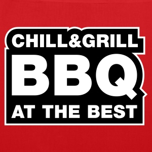 Chill & Grill - Stoffbeutel