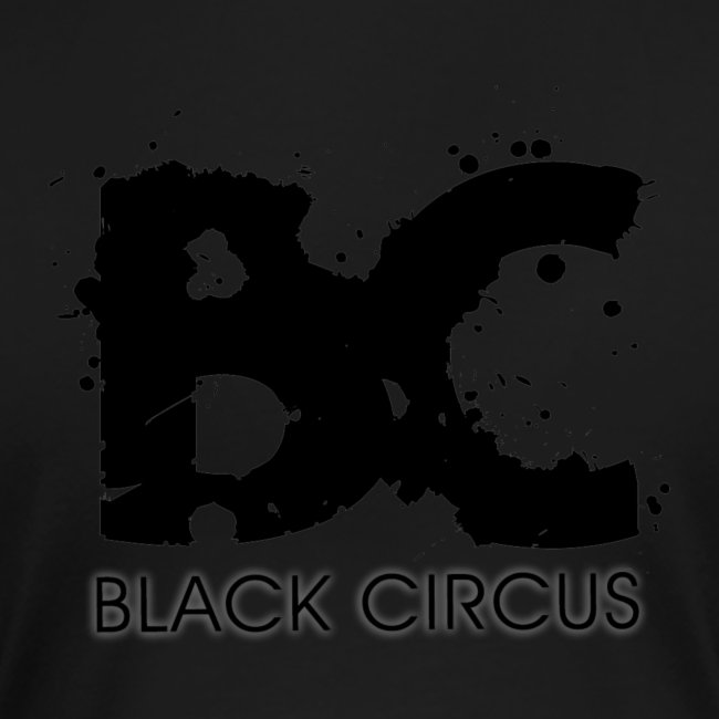 BC-Shirt Girls, Logo back black