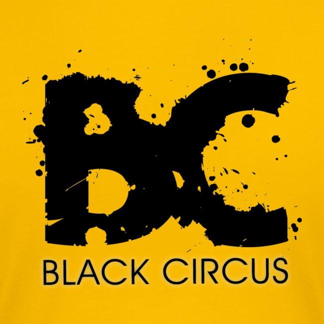 BC-Shirt Girls, Logo back black