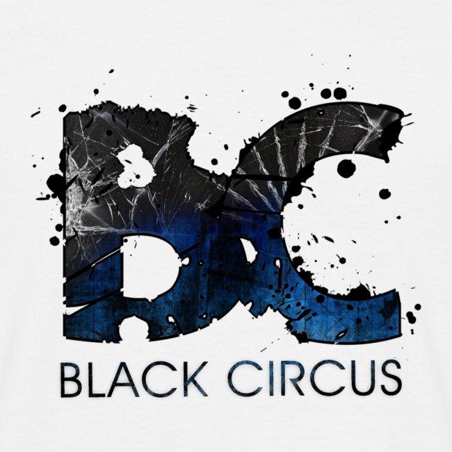 BC-Shirt Logo front blue