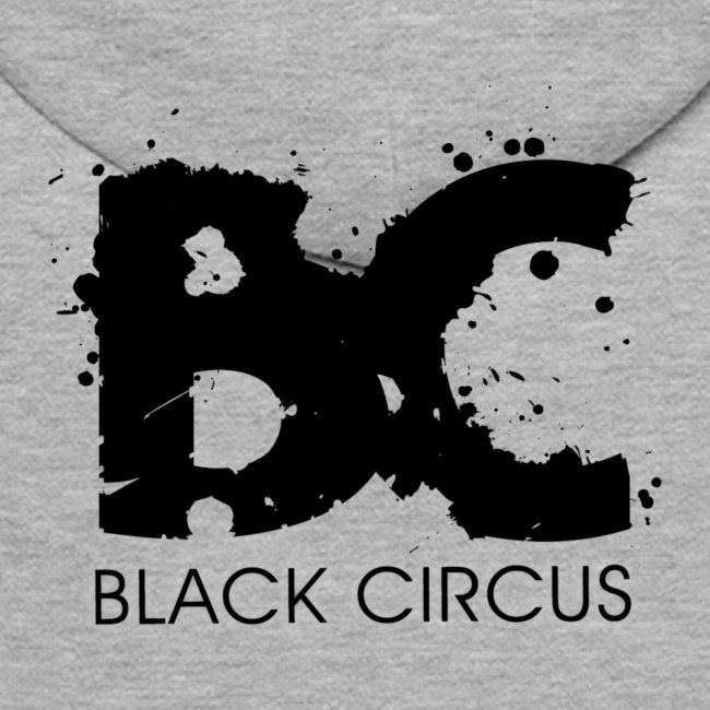 BC-Pullover, Logo back black