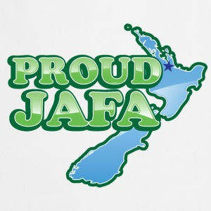 Proud JAFA with New Zealand Map    Aprons - Cooking Apron