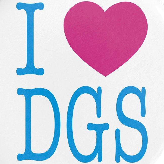 Button (I love DGS)