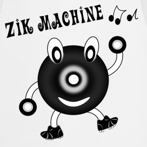 Zik machine Kookschorten - Keukenschort