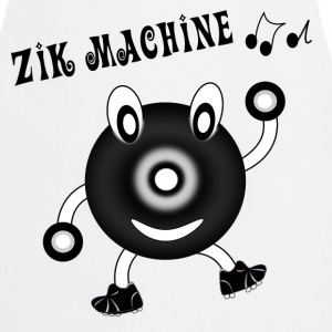 Zik machine  Aprons - Cooking Apron