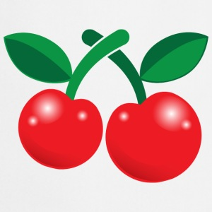 cute little red cherries  Aprons - Cooking Apron
