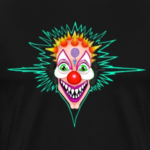 zeroflash clown punk - T-shirt Premium Homme