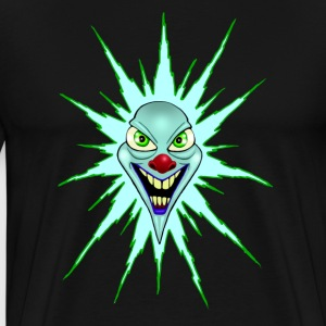 zeroflash clown - T-shirt Premium Homme