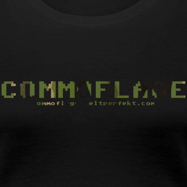 Dam t-shirt camo